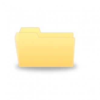 Windows Vista Folder Icon