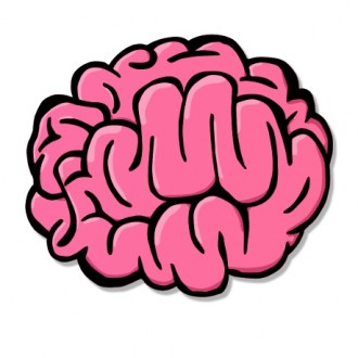 Brains Icon in GIMP