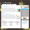 Blog Theme Design tutorial