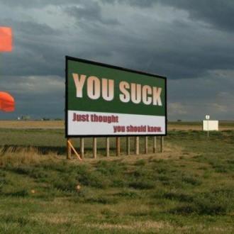 Fake billboards with GIMP