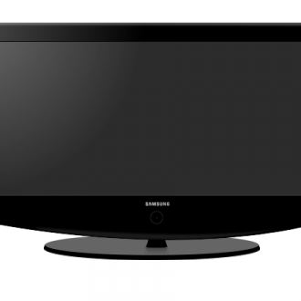 Create a Samsung TV Vector in the Gimp