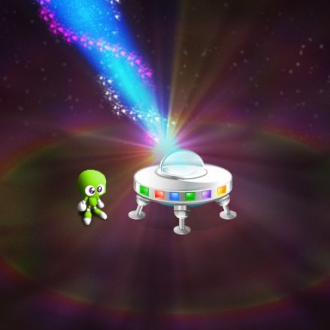 Gimp Mario Galaxy