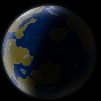 Planet Creation in GIMP